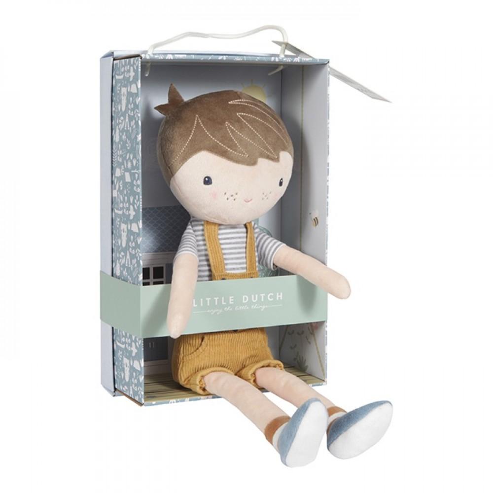 Кукла Jim в Кутия 35 cm