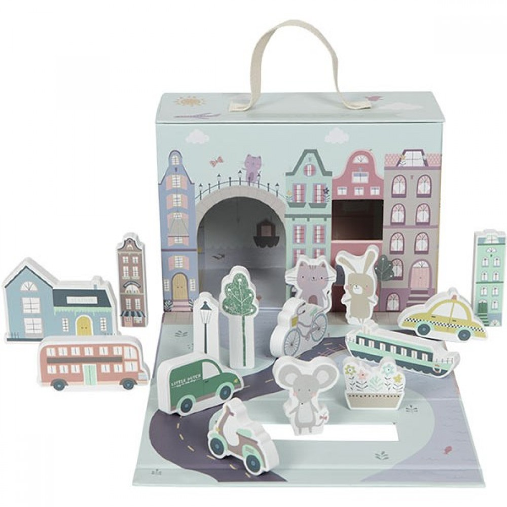 Кутия за Игра Град