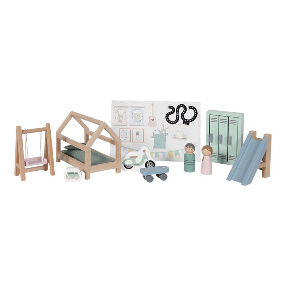 Детска Стая - Разширение за Дървена Къща