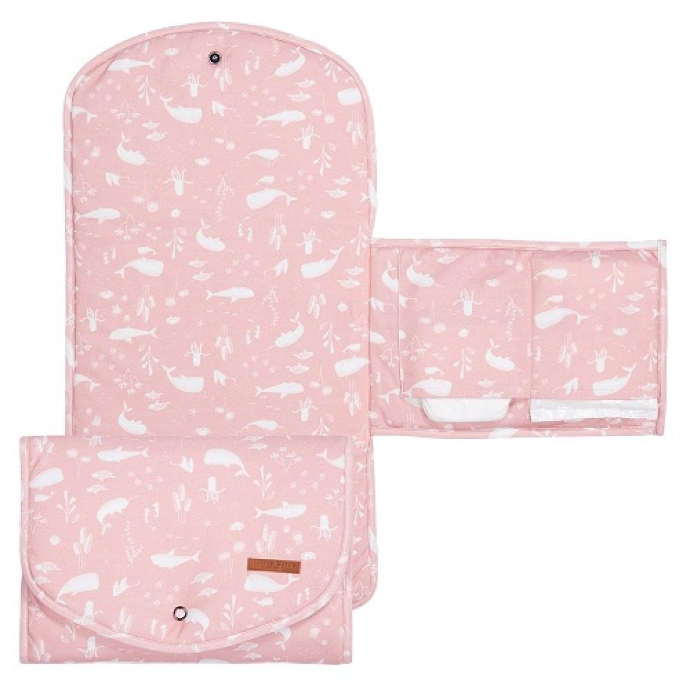 Повивалник за Бебе Ocean Pink