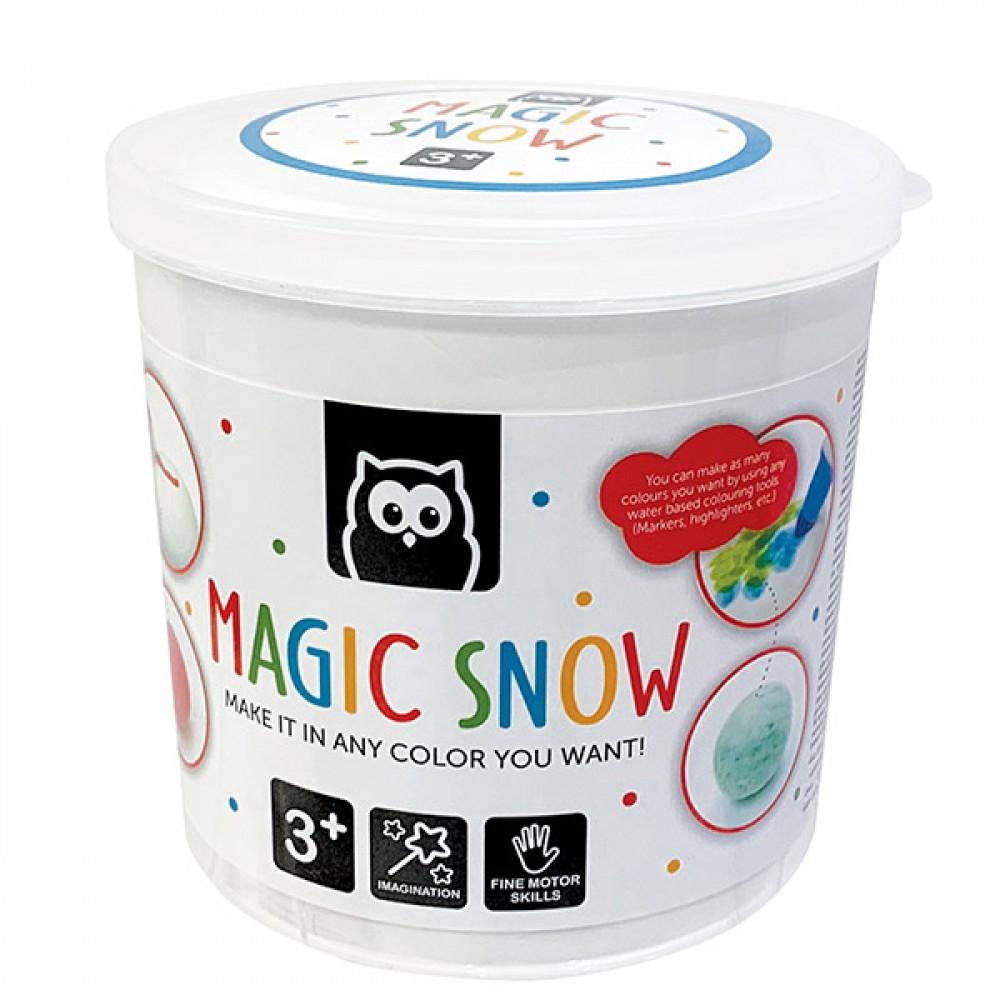 Магически Сняг за Моделиране