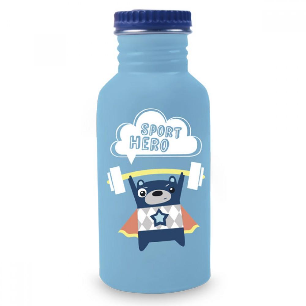 Стоманена Бутилка 500 ml, Teddy Bear