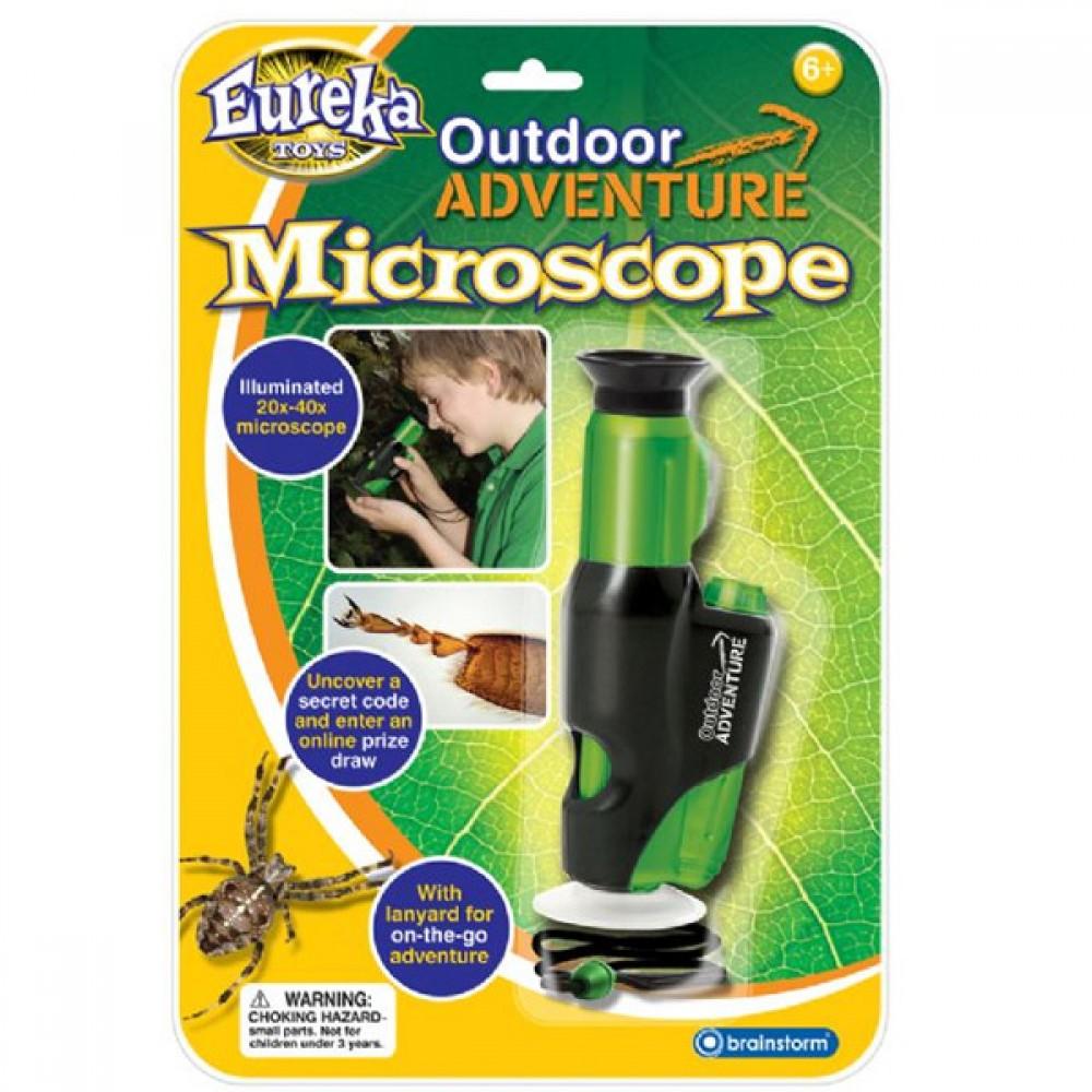 Приключенски Микроскоп