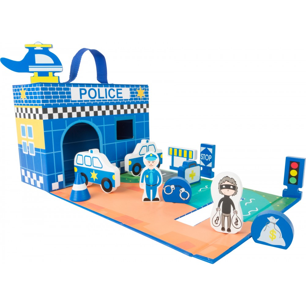 Кутия за Игра Полиция