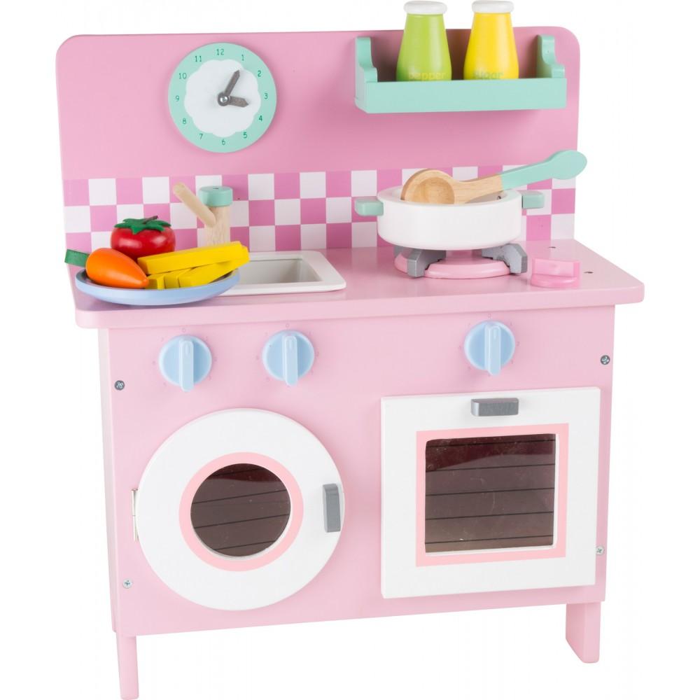 Дървена Детска Кухня Retro
