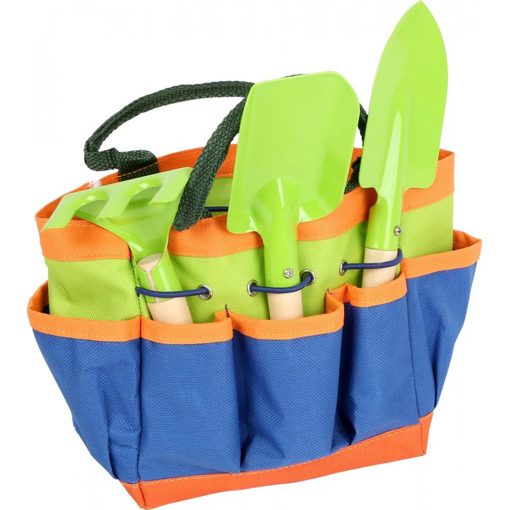 Детска Градинарска Чанта с Инструменти