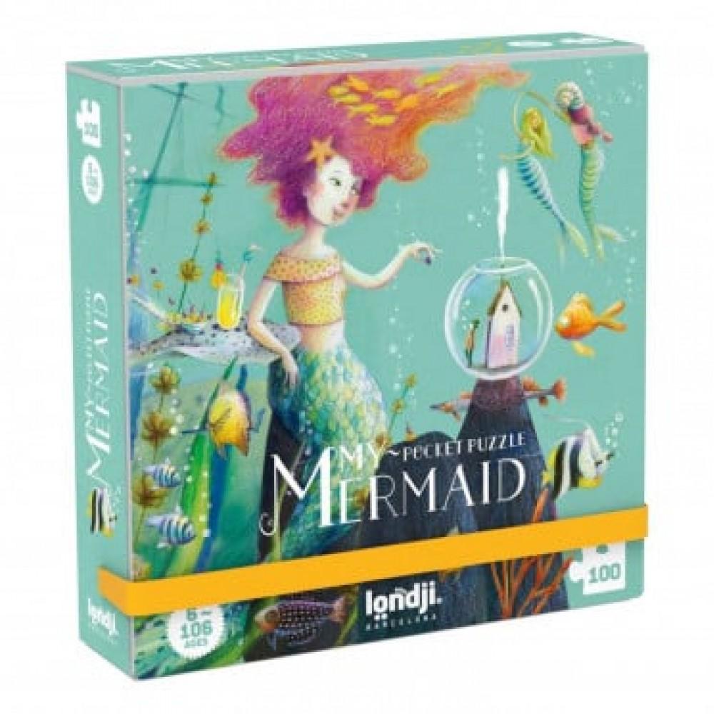 Джобен Пъзел My Mermaid 100 части