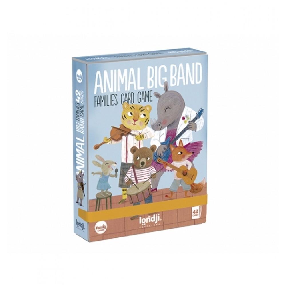 Игра с Карти ANIMAL BIG BAND