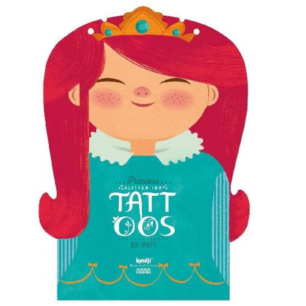 Временни Татуировки PRINCESS