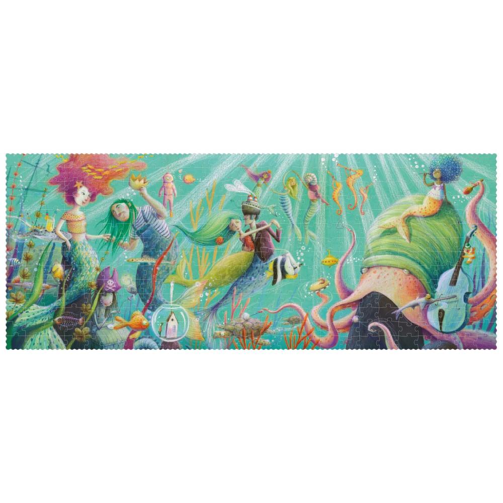 Голям Пъзел с Брокат Русалка My Mermaid