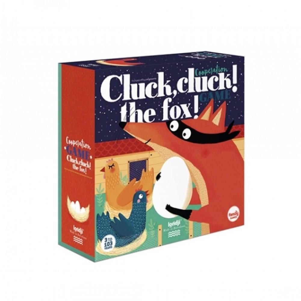 Игра CLUCK, CLUCK! THE FOX!