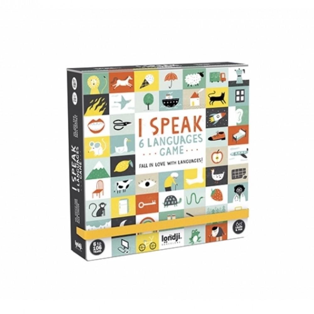 Игра I SPEAK 6 LANGUAGES