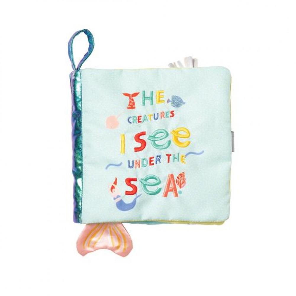 Мека Активна Книжка Under The Sea