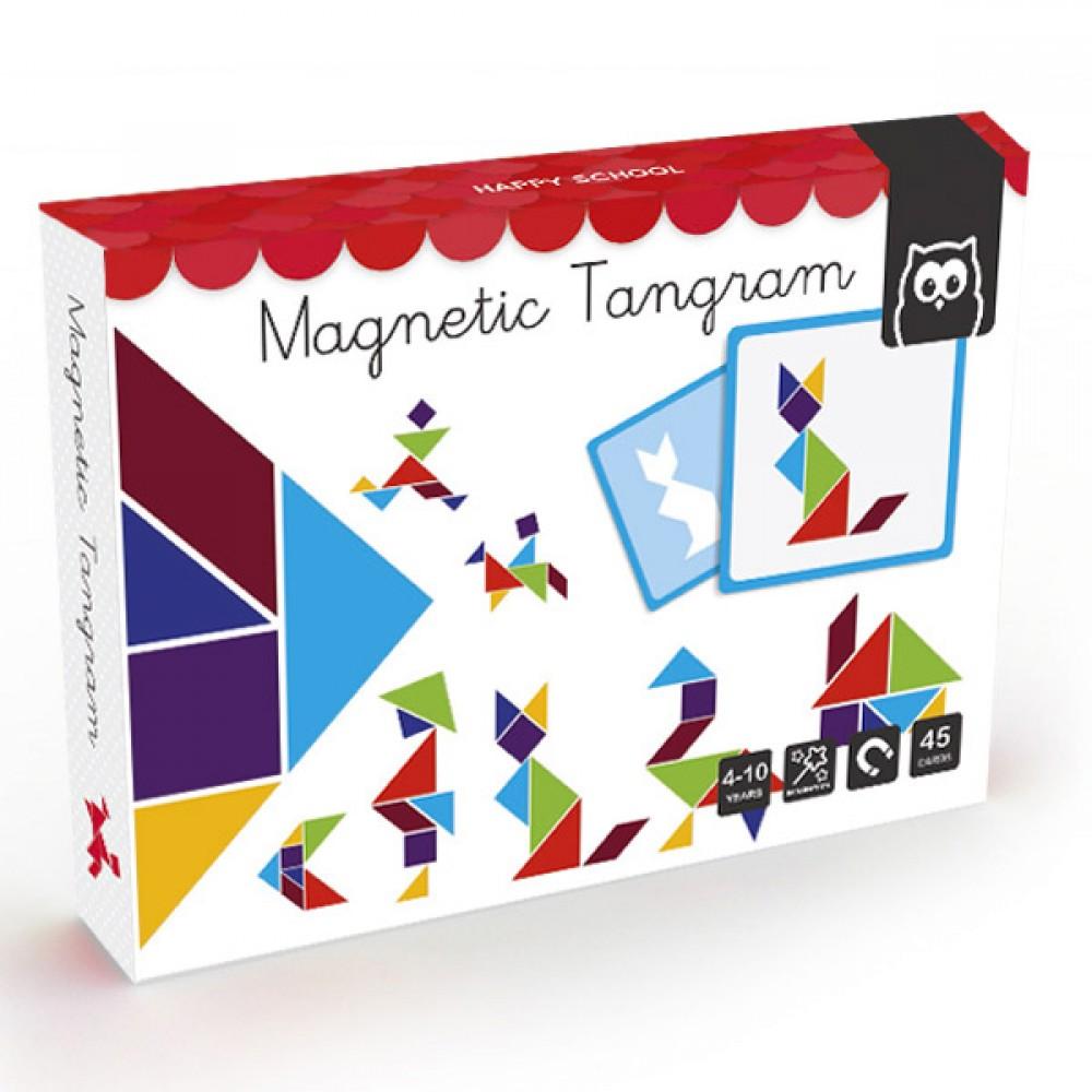 Магнитен Танграм