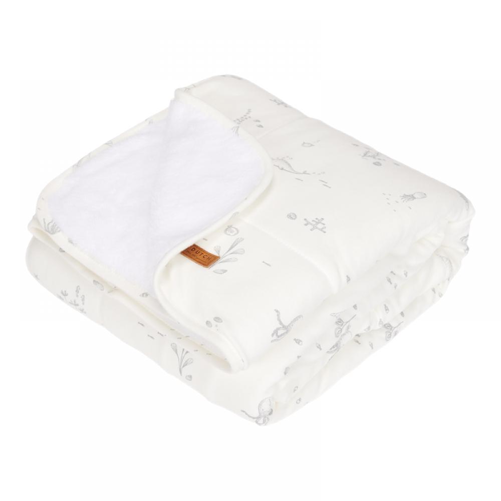 Бебешко Одеяло Ocean White