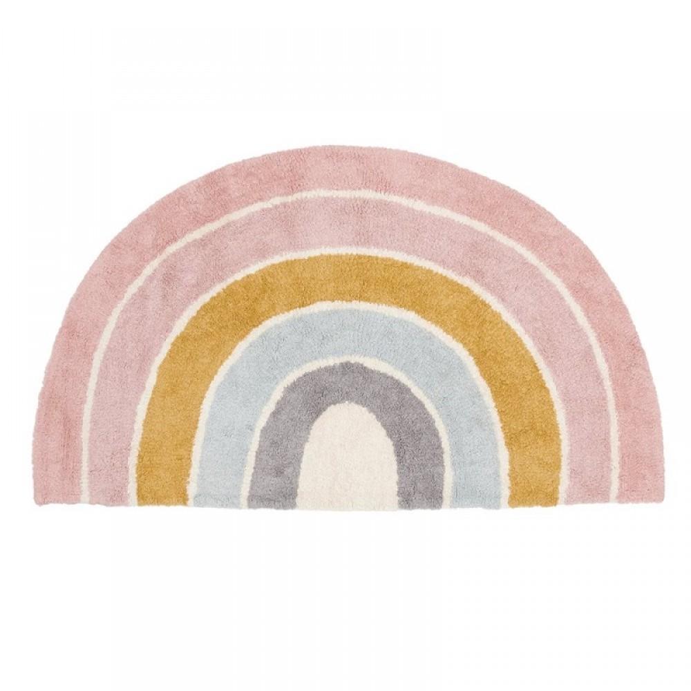 Килим Rainbow Pure Pink 80х130см