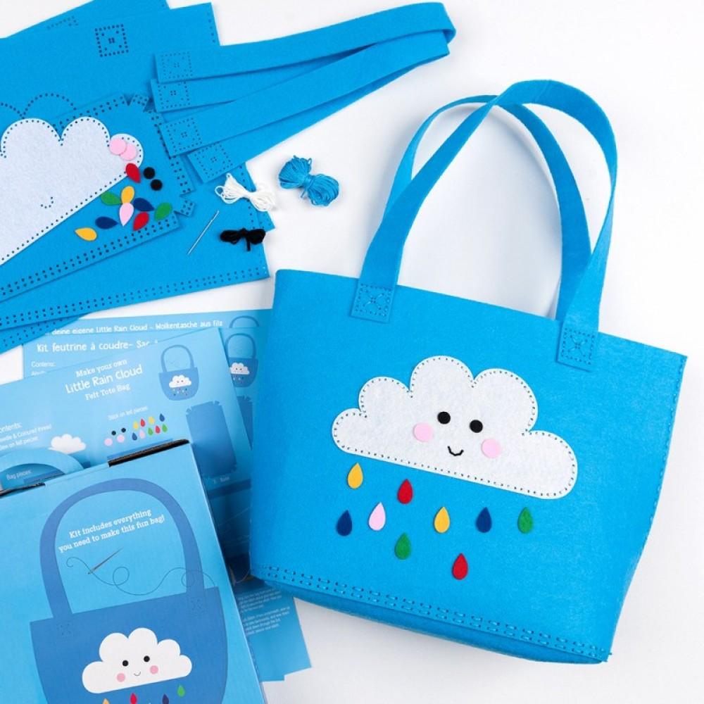 Комплект за Шиене на Чанта Happy Cloud