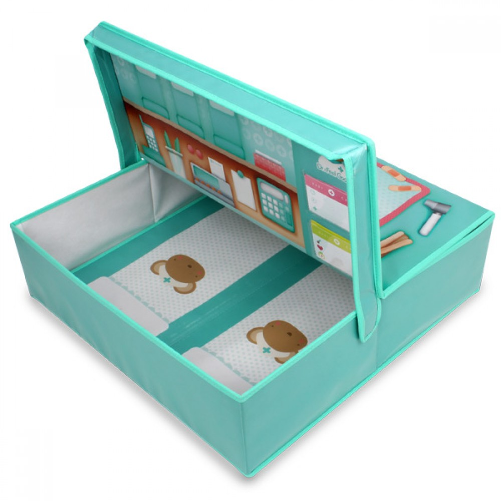 2 в 1 - Докторска Маса и Кутия за Съхранение