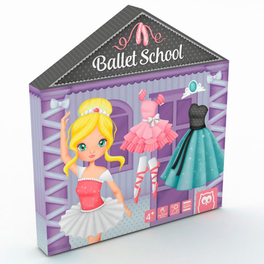 Магнитна Игра - Балетно училище