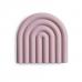 Силиконова Чесалка за Зъби Rainbow Mauve Mushie