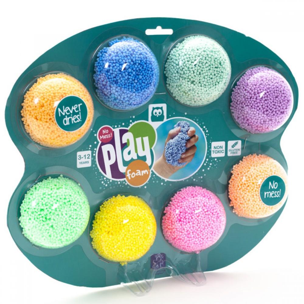 Playfoam – иноватовен материал за моделиране 8 бр.