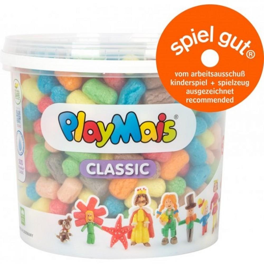 PlayMais - комплект за моделиране